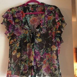 Ralph Lauren stunning shear blouse, great price💥